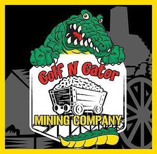 Golf N Gator Mining Company logo